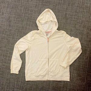 Old Navy Terry Cloth like Jacket w/zipper